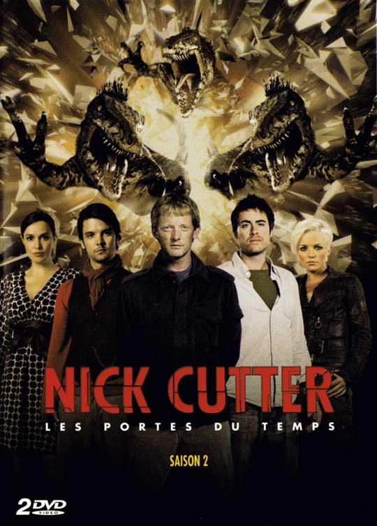 Nick Cutter saison 2
