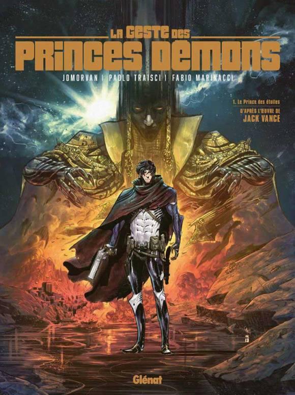 BD : La geste des princes Démons - Tome 1