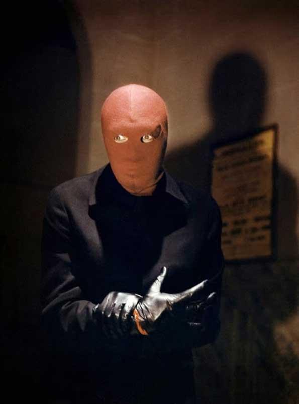 L'Homme sans visage