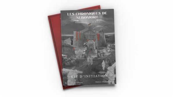 Kit d'initiation : Les Chroniques de Nebomore