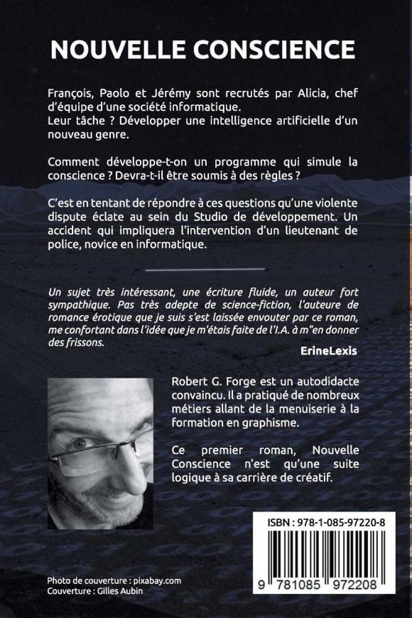 Nouvelle Conscience de Robert G. Forge
