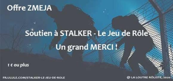 Stalker le jeu de rôle