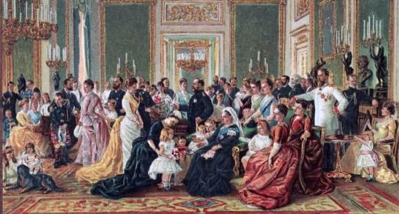 L'époque Victorienne
