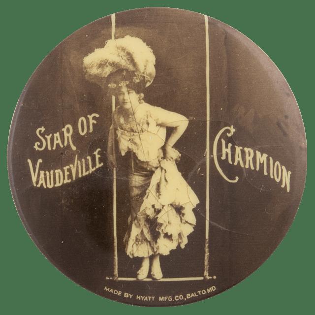 Laverie Vallee aka Charmion