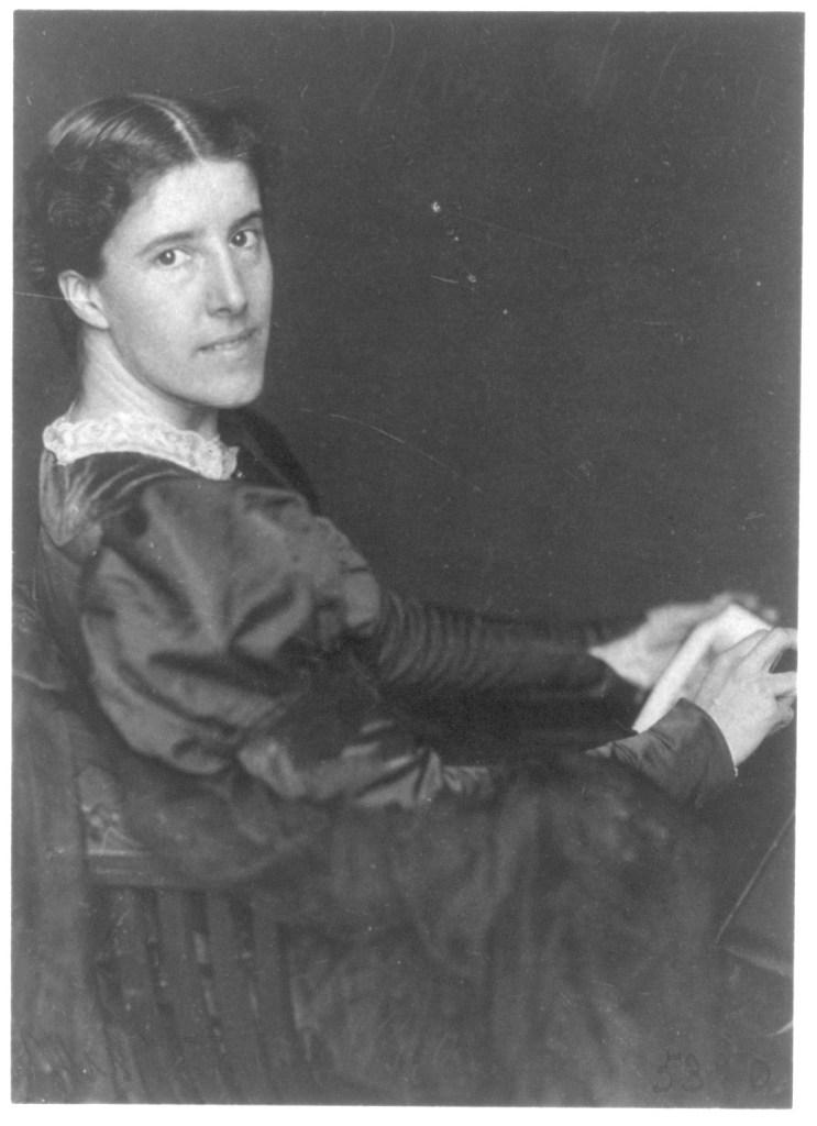 Charlotte Perkins Gilman vers 1900