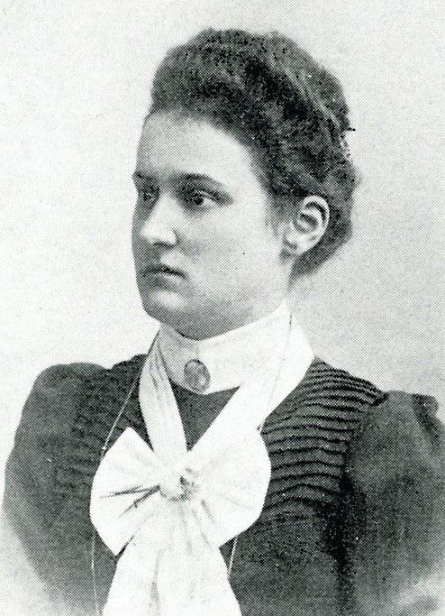 Fräulein Doktor Elsbeth Schragmüller