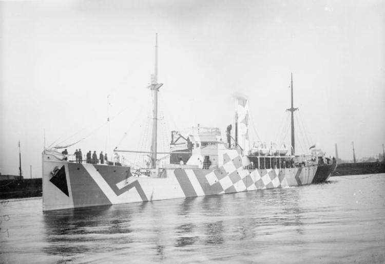 Q-ships