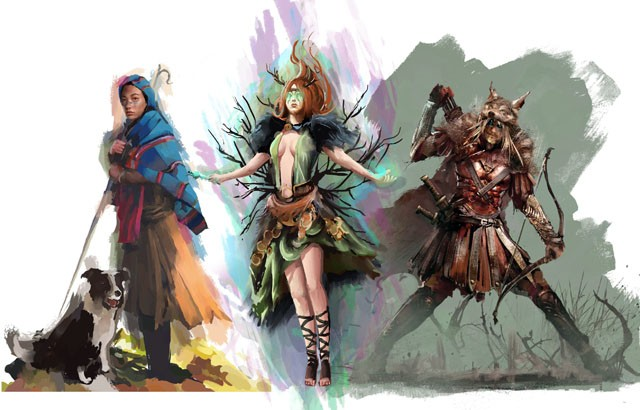 legends of avallen