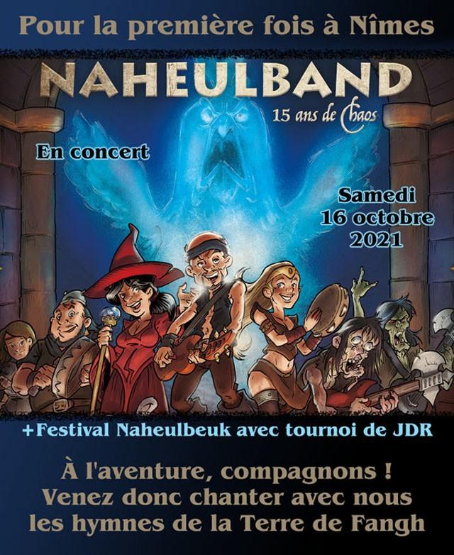 concert du NAHEULBAND