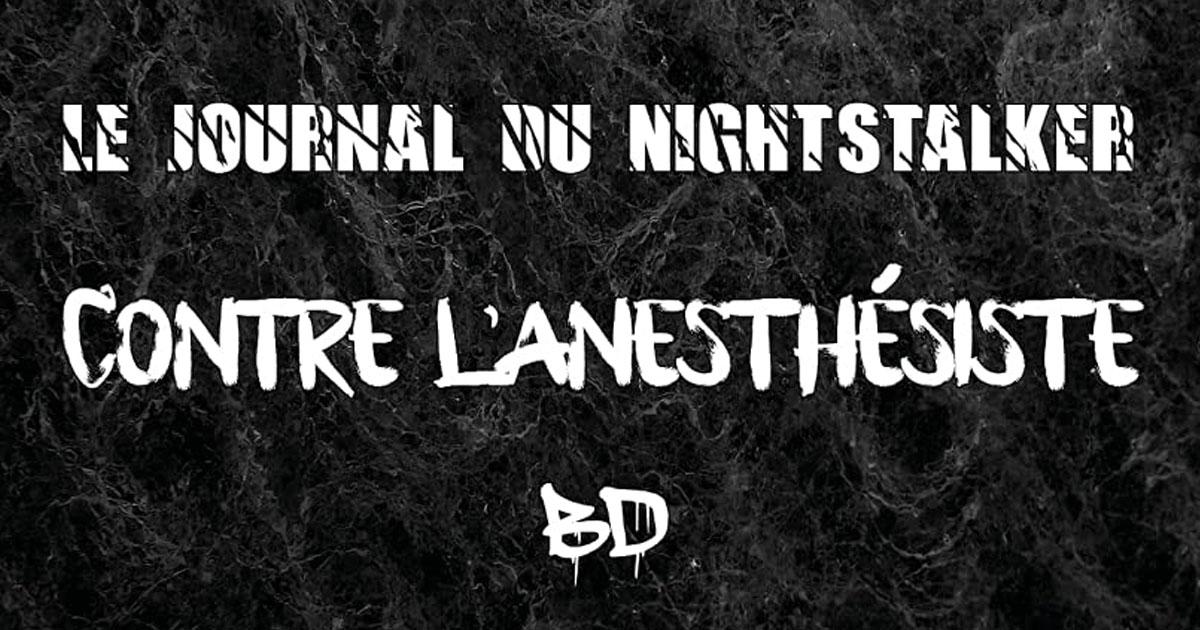 Le journal du Nightstalker BD