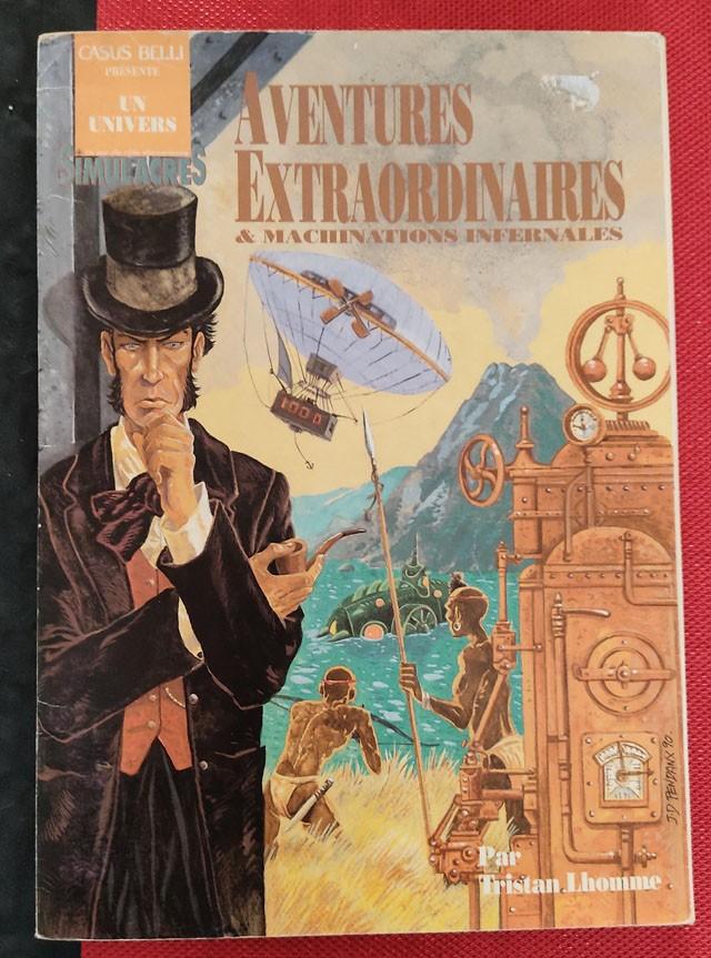 Aventures Extraordinaires & Machinations Infernales