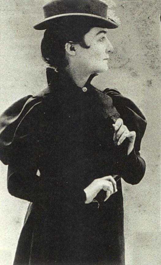 Marguerite Eymery, Madame Alfred Vallette, dite Rachilde, (1860-1953)