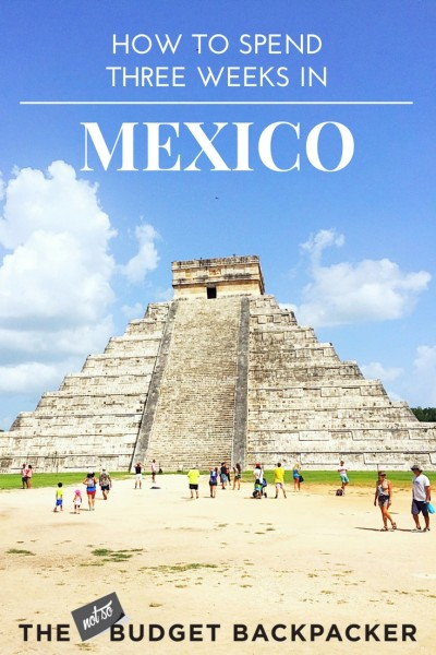 Where to go in Mexico- Pin