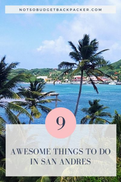 Things to do in San Andres Colombia - pinterest