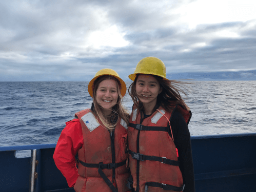 small resolution of mpl interns on a research cruise