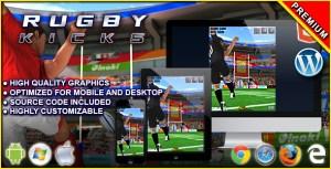 Rugby Kicks-jeu de sport HTML5
