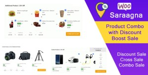 Saraagna   WooCommerce Product Combo with Discount Boost Sale Plugin (Cross Sell)