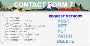 Contact Form 7 Webhooks