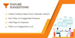 Feature Suggestions - WordPress Plugin to collect & manage suggestions from Website Visitors