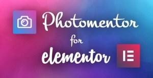 Photomentor-widgets de photographie professionnelle pour Elementor