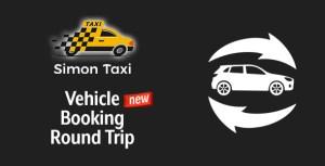 Simontaxi-réservation de véhicule aller-retour plugin
