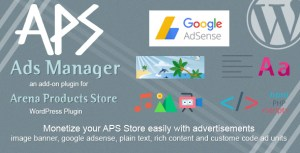 APS Ads Manager - Add-on for APS Products - WordPress Plugin