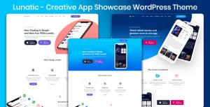 App Landing Page - App Landing WordPress
