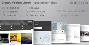 Directory ultimate PRO WordPress - Table, Grid, List Directory Submit and Listings