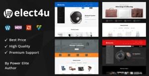 Elect4u - Multipurpose WooCommerce Theme