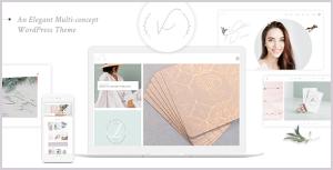 Kanna - An Elegant Multi-concept WordPress Theme