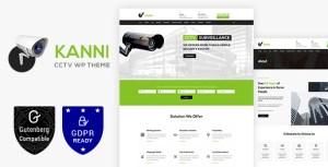 Kanni - Home Automation, CCTV, Security Theme