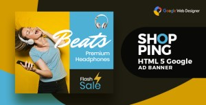 Online Shopping AD Banner 29