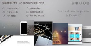 Ultimate Parallax Addon with Layers - Parallaxer for WPBakery Page Builder ( Visual Composer )