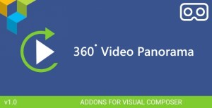 360 Panorama Video - Visual Composer Addon