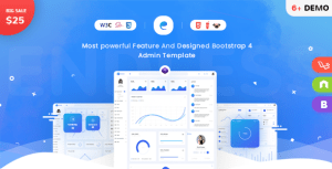 Endless - Bootstrap 4 Admin Template