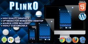 Plinko - HTML5 Casino Game