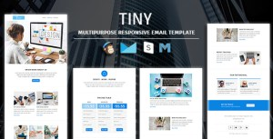 Tiny - Multipurpose Responsive Email Template