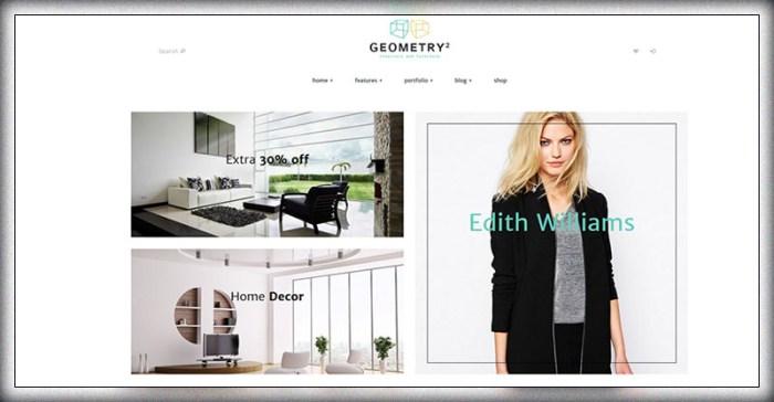 Géométrie   Design d'intérieur et magasin de meubles