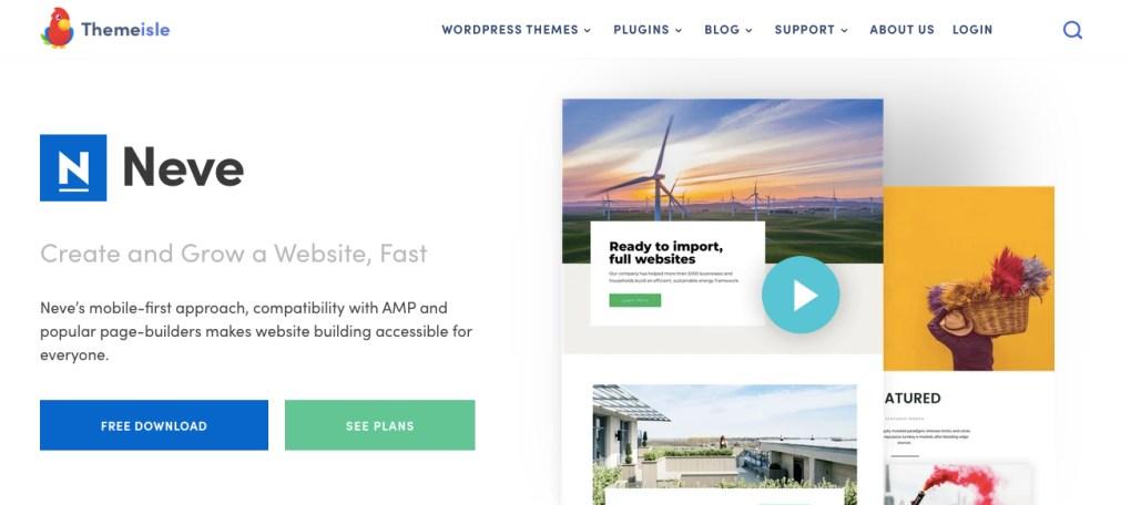 Neve-WordPress-Theme