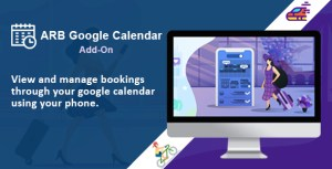 ARB Google Calendar (Add-On)