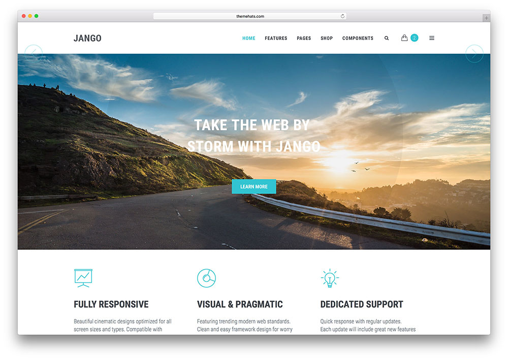 jango-creative-html5-business-site-template