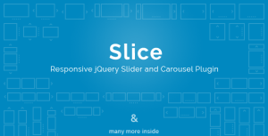 Slice - Responsive jQuery Slider and Carousel Plugin