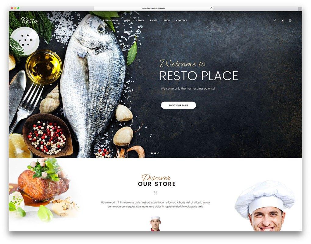 resto-classic-restraurant-website-template