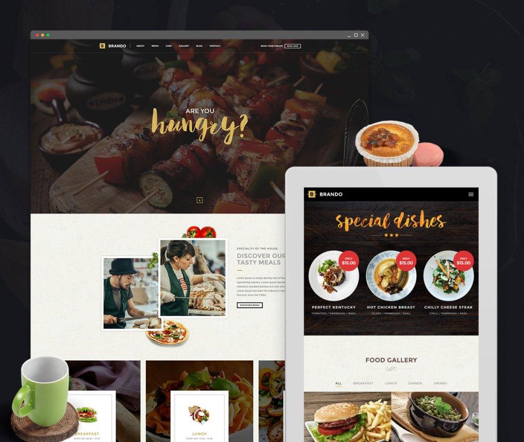 brando-wordpress-restaurant-themes