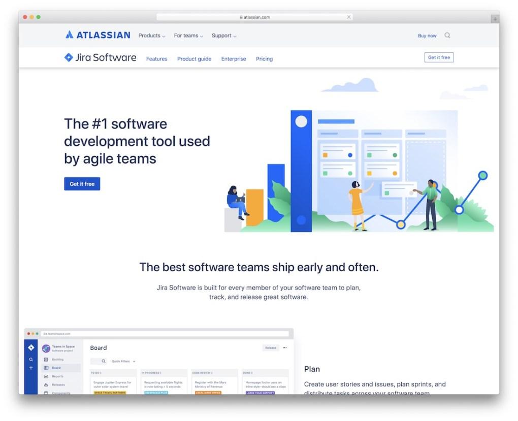 outil de développement logiciel jira