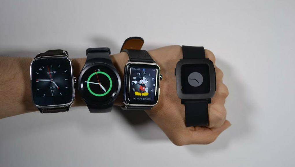 Smarwatches 2016