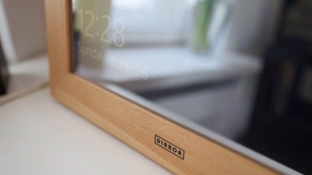 Dirror, espejo digital