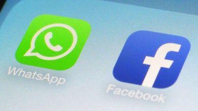 WhatsApp & Facebook