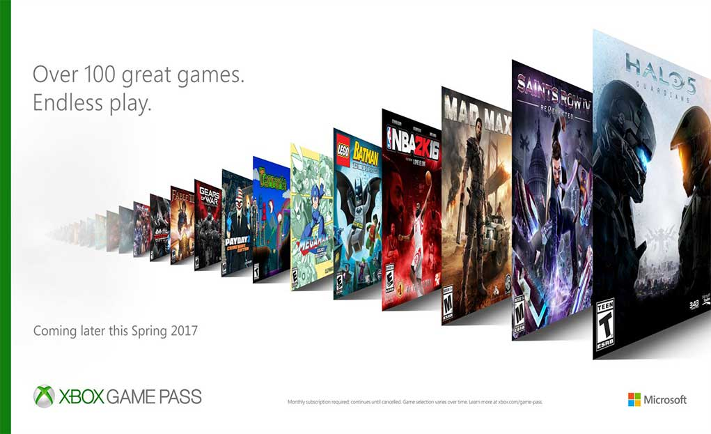 Títulos de Xbox Game Pass