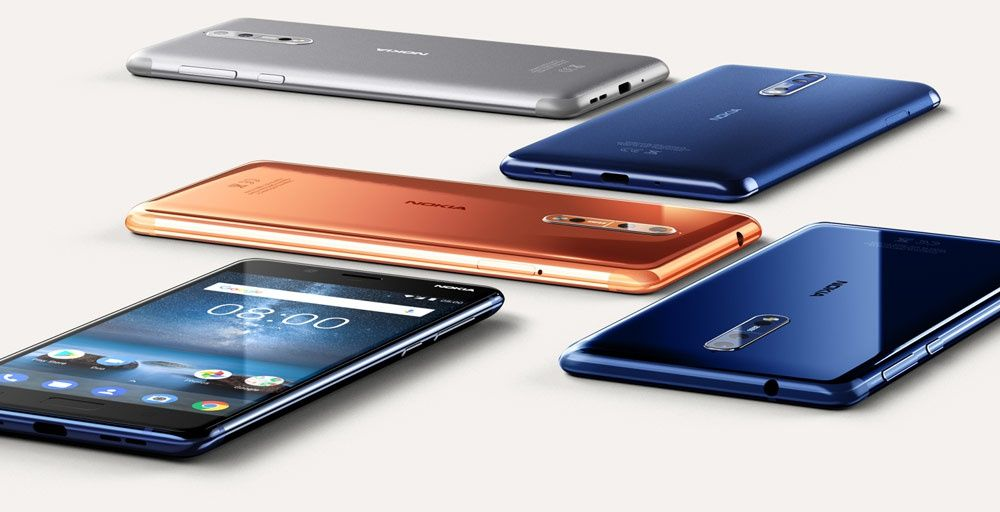 Nokia 8 Carcasas 2